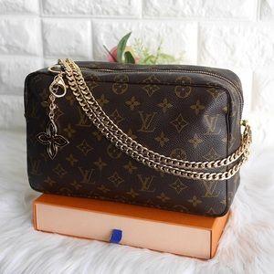 💖Louis Vuitton Trousse 28 Clutch 833